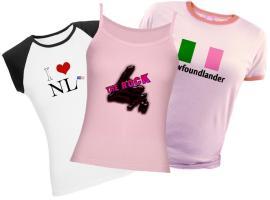 Women's Newfoundland Shirts