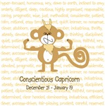 Conscientious Capricorn