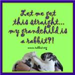 My Grandchild is a Rabbit