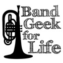 Mello Band Geek for Life