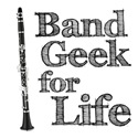 Clarinet Band Geek