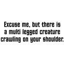 Multi Legged Creature