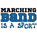 Marching Band is a Sport
