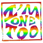I'm One Too Gay Pride T-Shirts & Gifts