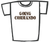 Going Commando T-Shirts & Gifts
