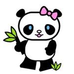 Lil' Girl Panda