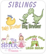 SIBLINGS - Brothers/Sisters