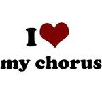 i heart my chorus