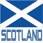 Scotland Flag/Name