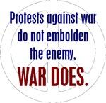War Does!