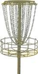 Disc Golf Basket Frisbee Frolf