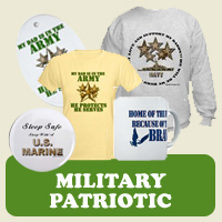 Military & Patriotic : Tees, Gifts & Appar