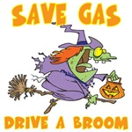 Drive A Broom