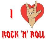 I heart rock 'n' roll