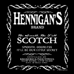 Hennigans Scotch T-Shirts