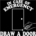 Draw A Door Shirt