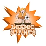 LITTLE GIANTS SOCCER TEAM T-SHIRTS AND GIFTS