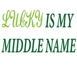Lucky Is My Middle Name