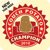 Couch Potato Champion