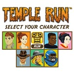 Temple Run Characters