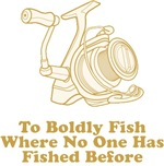 To Boldly Fish