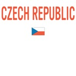 Czech Republic Czech T-shirt T-shirts Czech Gifts