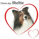 I Love My Sheltie