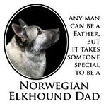 Elkhound Dad