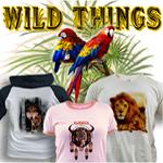 Amazing wildlife designs