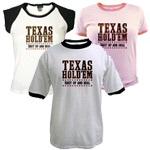 Texas Holdem Shirts