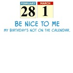 Be Nice To Me T-Shirts and Gifts