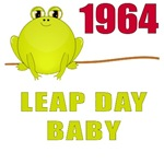 1964 Leap Year Baby T-Shirts