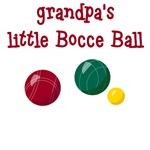Grandpa's Little Bocce Ball T-Shirts