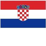 Croatia Flag T-Shirts and Gifts