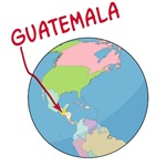 Where is Guatemala T-Shirts and Gifts