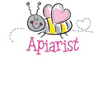 Cute Apiarist T-Shirts and Gifts