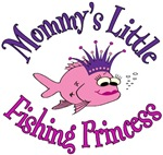 Mommy's Fishing Princess