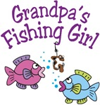Grandpa's Fishing Girl