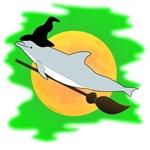 Halloween Dolphin