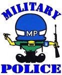 Military Police Short Man