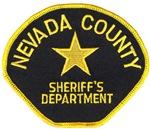Nevada County Sheriff