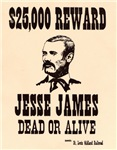 Jesse James Dead or Alive