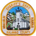 Kalawao County Sheriff