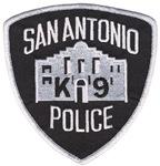 San Antonio PD Canine
