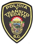 Tecate Traffic Police