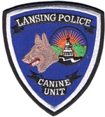 Lansing PD Canine