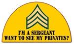 I'm a Sergeant