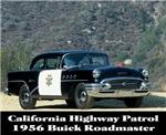 CHP 1958 Buick