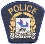 Laval Quebec Police