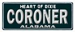 Alabama Coroner